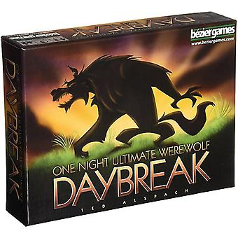 One Night Ultimate Werewolf Daybreak Board Gme