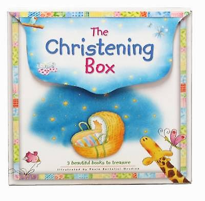The Christening Box by Bethan James