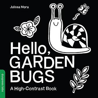 Hello Garden Bugs by Duopress Labs
