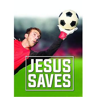 Jesus Saves by Mathew Bartlett - 9781910942970 Book