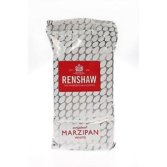 Renshaw - Marzipan - White Rencol - 1 X 500g