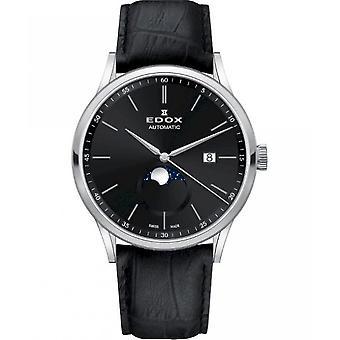 Relógio masculino Edox 80500 3 NIN automática