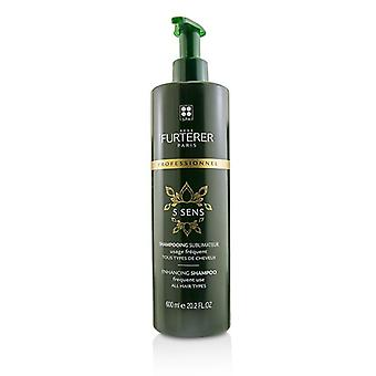 5 Sens Enhancing Shampoo - Frequent Use All Hair Types (salon Product) - 600ml/20.2oz