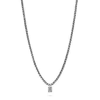 Buddha To Buddha 716 ONE George XS Silver Size One Necklace