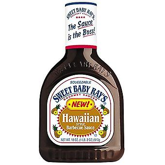Süße Baby Ray's Hawaiian Stil Barbecue Sauce