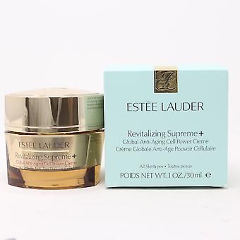 Estee Lauder Revitalizing Supreme+ Global Anti-Aging Cell Power Creme 1oz  New
