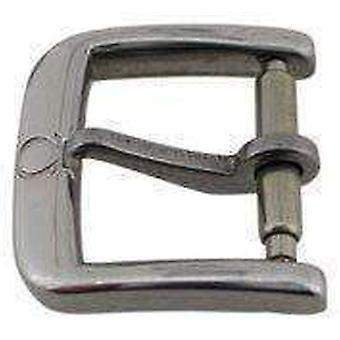 Authentic omega watch strap buckle 10mm stainless steel old pattern