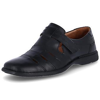 Josef Seibel Halbschuhe Steven 33226100887 universel toute l'année chaussures d'hommes