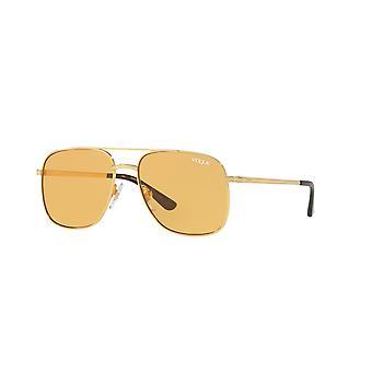 Gigi Hadid voor Vogue VO4083S 280/7 Goud/Oranje zonnebril