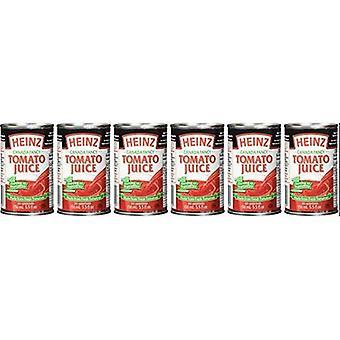 Heinz Tomatjuice Burkar-( 156 Ml X 24 Burkar )