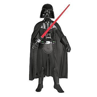 Star Wars Boys Darth Vader Episode 3 Deluxe Costume