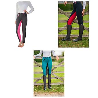 HyPERFORMANCE Womens/Ladies Saxby Silicone Jodhpurs
