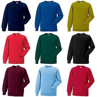 Jerzees Schoolgear Childrens Raglan Sleeve Sweatshirt