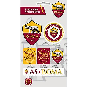 AS Roma Sticker Set