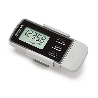 Omron HJ322 Walking Style Pro 2.0 Step Counter Pedometer 3 Sensore dimensionale