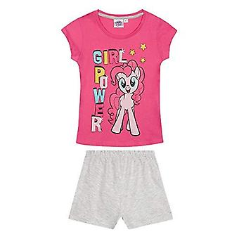 My little pony girls  pyjama girl power