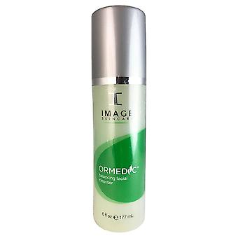 Image ormedic balancing facial cleanser 6 oz