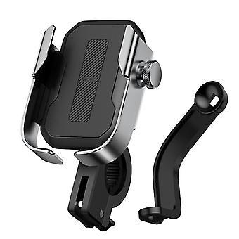 Baseus universal bike motorbike electric vehicles handlebar phone holder 360º rotation for 4.7-6.5 inch smart phone