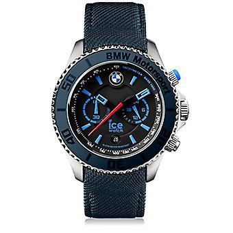 Ice-zegarek Unisex, BMW Motorsport, czarno-szary, rozmiar XL