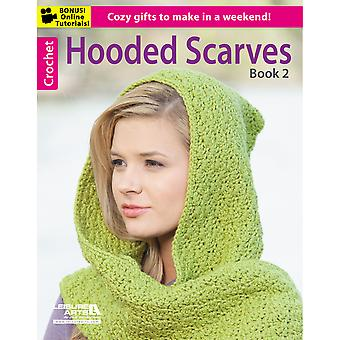 Leisure Arts-Hooded Scarves: Book 2