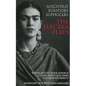 Electra spiller - Aischylos - Euripides - Sofokles af Aischylos - Pedersen