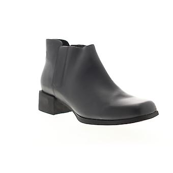 Camper Kobo  Womens Gray Leather Slip On Casual Dress Boots