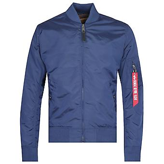Alpha Industries Navy MA-1 TT Flight Jacket