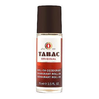 Tabac original por maurer & wirtz para homens 2.5 oz desodorante roll-on