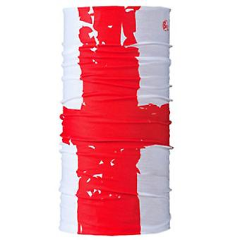 Buff New Original Neck Warmer in Flag St George Cross