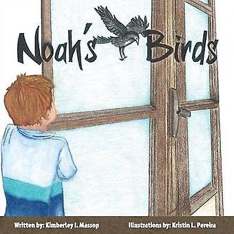 Noahs Birds-tekijä Kimberley Massop