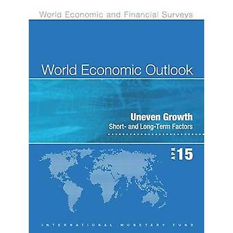 World economic outlook - April 2015 - uneven growth - short- and long-