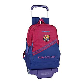 FC Barcelona corporate school backpack officer with cart 330 x 150 x 430 mm