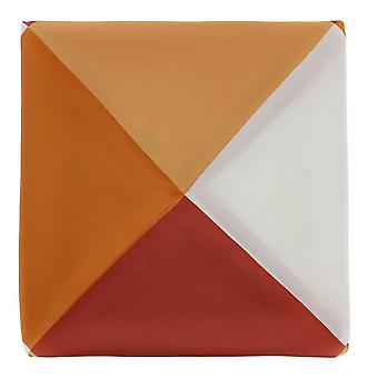 Michelsons of London 4 Way Silk Handkerchief - Orange