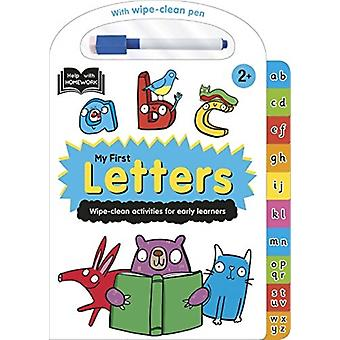 Help With Homework My First Letters by Autumn Publishing