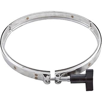 A&A 518109 Top Feed Inoxidabil Band Clamp Ring 6 Port
