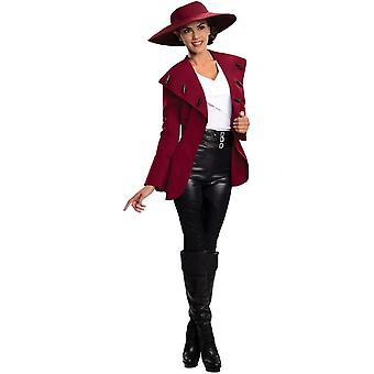 Theodora Trollkarlen från Oz Adult kostym
