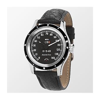 Bavarian Crono - Armbanduhr - Edition Jaguar XK 140 Tacho Uhr