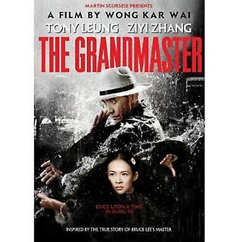 Grandmaster [DVD] USA import
