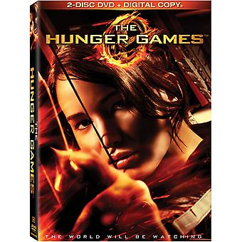 Hunger Games [DVD] USA import