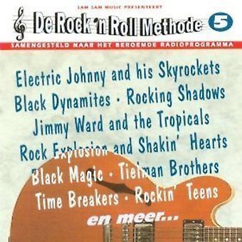 Various Artist - De Rock 'N Roll Methode Vol. 5 (Indo Rock) / Var [CD] USA import