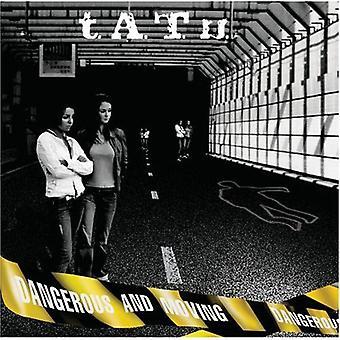 T.a.T.U. - farliga & Moving [CD] USA import
