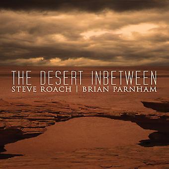 Steve Roach & Brian Parnham - Desert Inbetween [CD] USA import