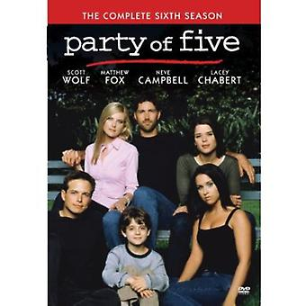 Party of Five: Season 6 [DVD] USA import