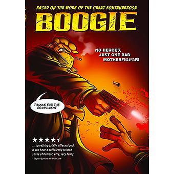 Boogie [DVD] USA import