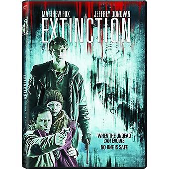 Sukupuuttoon [DVD] USA tuonti