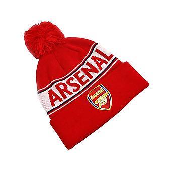Arsenal FC Unisex Adulti Maglia Bobble Cappello
