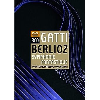 Berlioz: Symphonie Fantastique [DVD] USA import