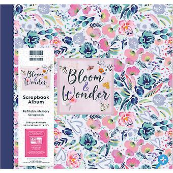 First Edition Bloom y Wonder 12x12 Inch Album Flowers