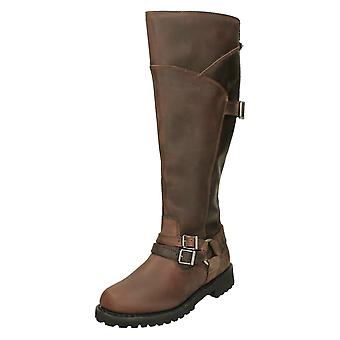 Ladies Harley Davidson Knee High Boots Lomita