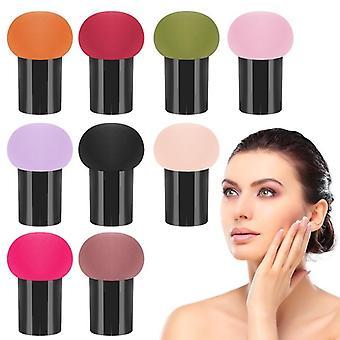 Professional Makeup Puff For Foundation  Liquid Cream Sponge - Mushroom Shape Cosmetic Puff Sponge